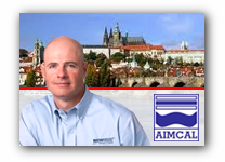 New Way  founder, chairman, and CTO Drew Devitt will present at the AIMCAL Europe Conferences, in Prague, Czech Republic. 