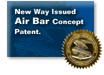 New Way's new Non-Contact Porous Air Bearing and Glass Flattening Device patent