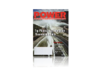 The cover of the POWER Magazine