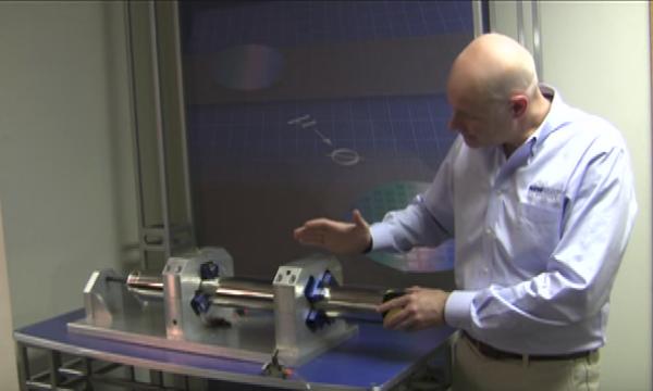 Can An Air Film Be Stiffer Than Steel?