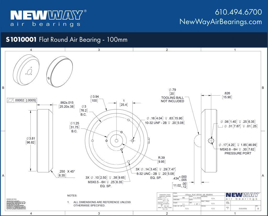 S1010001 Engineering Drawing