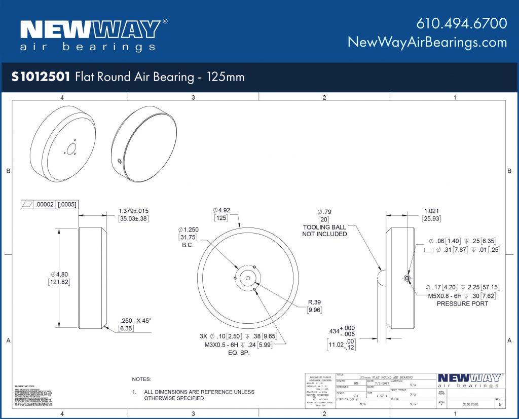 S1012501 Engineering Drawing