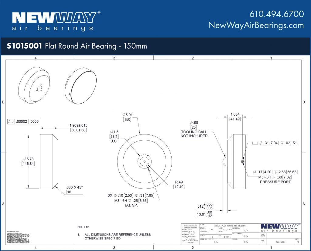 S1015001 Engineering Drawing