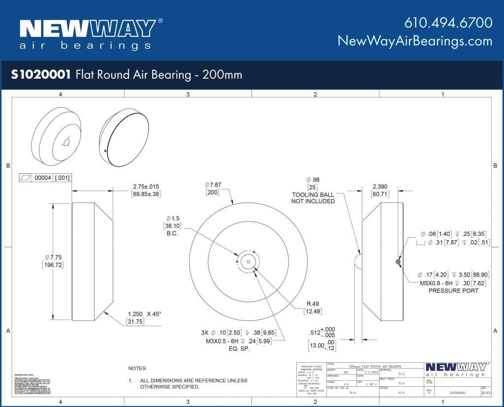 S1020001 Engineering Drawing
