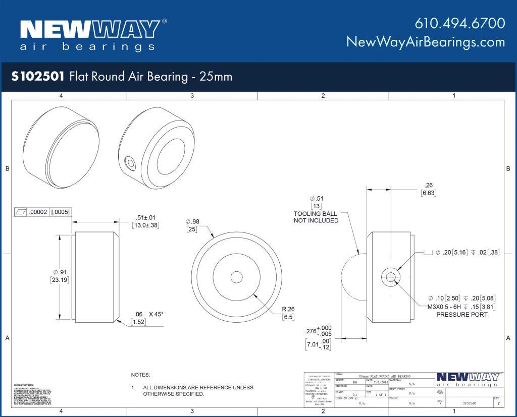 S1025001 Engineering Drawing