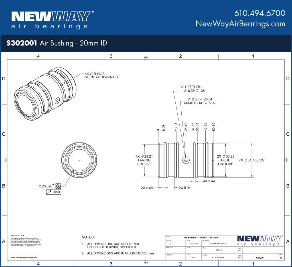S302001 Engineering Drawing