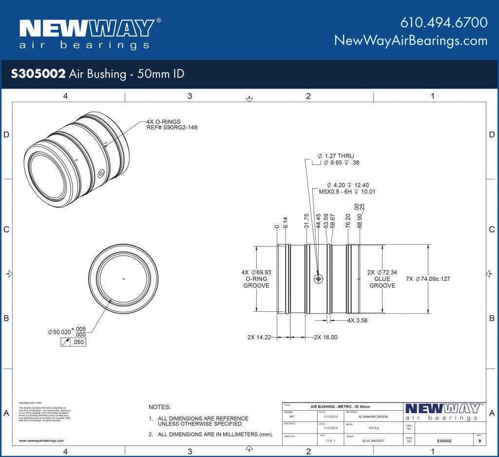 S305002 Engineering Drawing