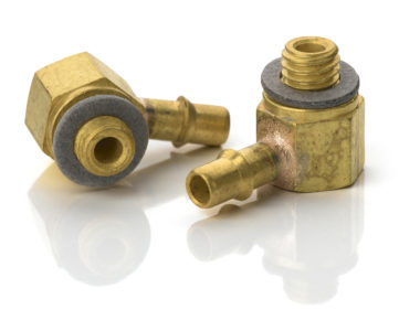 M3/0.078 Air Fittings Right Angle