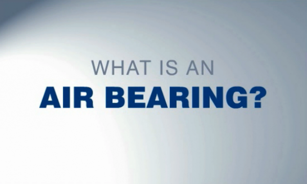Air Bearing Basics