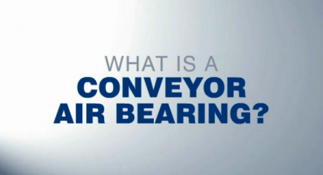 What Is A Conveyor Air Bearing?