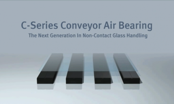 C-Series Conveyor Air Bearings (Now 'Air Bars')