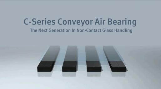 C-Series Conveyor Air Bearings (Now 'Air Bars')