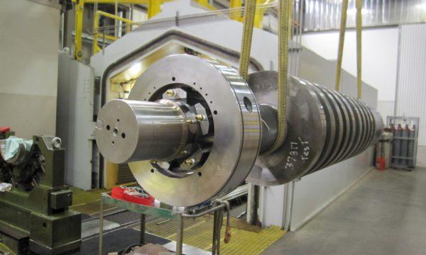 rotor balancing