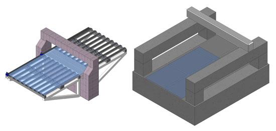 The Physics of Glass Flotation - New Way Air Bearings