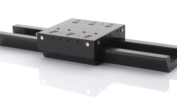 Frictionless Linear Motion for Vehicle Testing