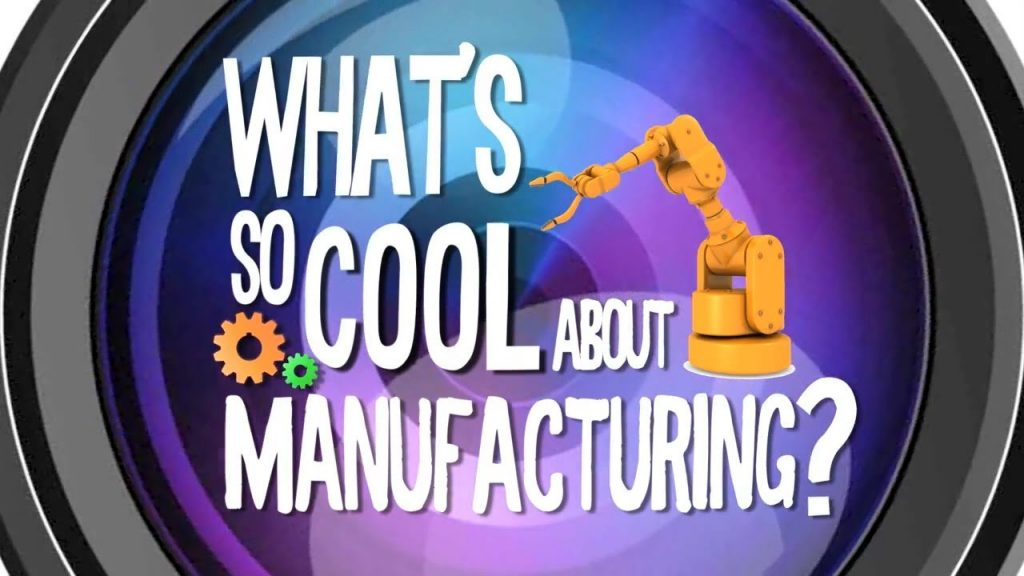 New Way Shows Students Why Manufacturing is So Cool