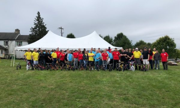 Bike Donation and Fun Day Recap