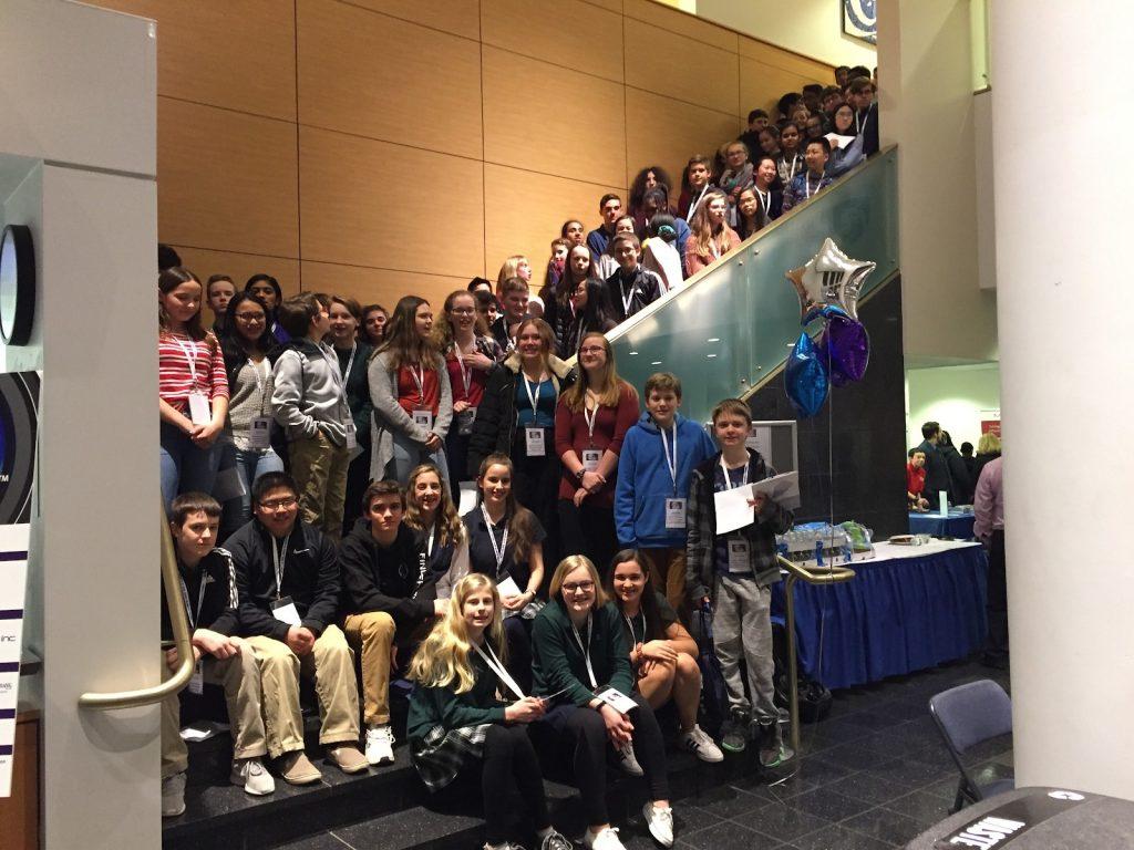 DCCS students