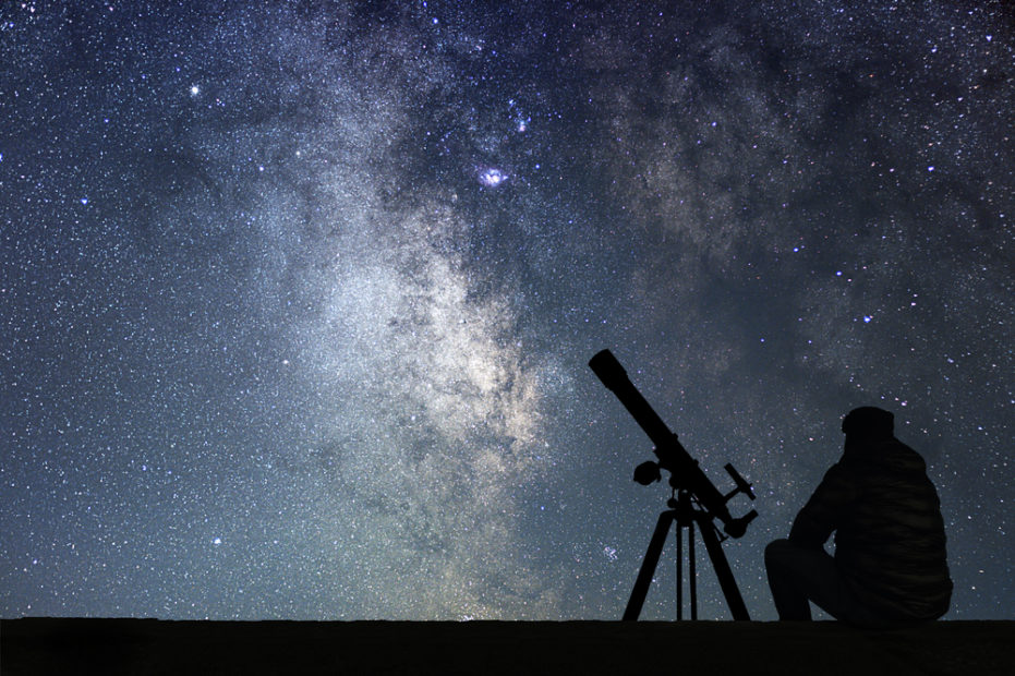 What Do New Way, Astronomy Observatories, and One Man Have in Common?