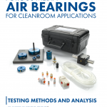 Air Bearings for Cleanroom Applications Cover