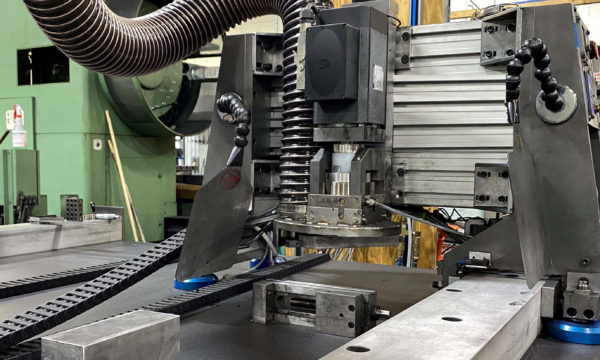 Walking the Talk: How New Way Uses Air Bearings During Manufacturing